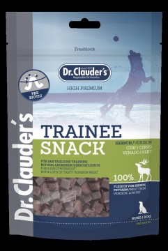 Trainee Snacks Hjort 80g